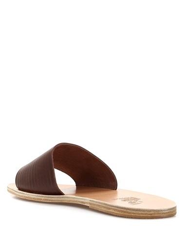 Ancient Greek Sandals Terlik Taba